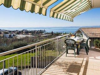 Relax con vista lago di Garda