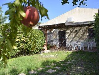 Le 'Casette della Masseria' n°2, L' Accogliente