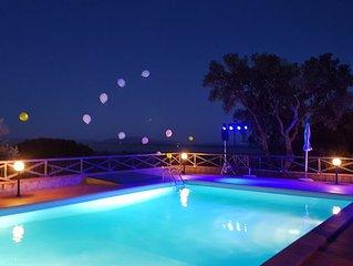 Appartamento con uso di piscina a soli 4km dal mare
