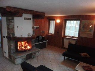 Appartamento vacanze a Rhemes Saint Georges