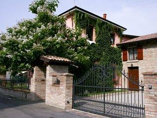 La casa del Barone: la prima casa vacanze di Reggio Emilia
