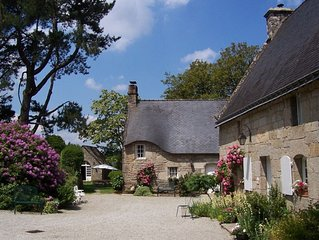 LE GOHIC Hamlet -  4 Luxury Cottages; Heated Pool; Patio & BBQ; Private Gardens