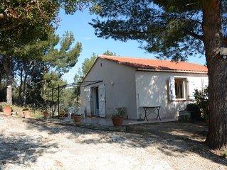 Maison de vacances au calme sur les hauteurs de Bandol (Var)