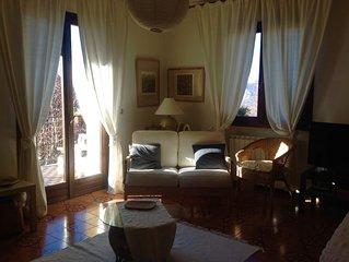 Casa vacanza tra montagna e lago d'Iseo. Ideale per gruppi di amici e famiglie