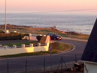 Villa vue mer avec piscine chauffee a 50m cote sauvage