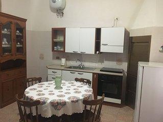 Casa vacanza al piano terra nel centro di Mola di Bari