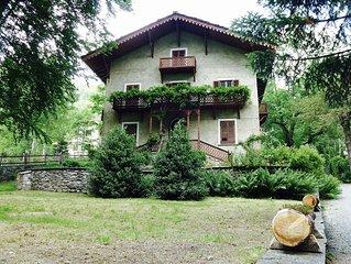 L'antica casa dei faggi
