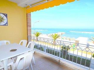 Splendido appartamento sul mare!