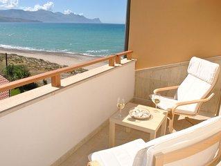 Un angolo di paradiso sulla spiaggia di Alcamo Marina *All Inclusive WiFi FREE**
