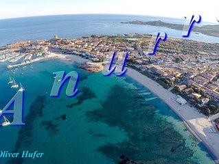 Sardegna-Isola Rossa-Casa a 30m da spiaggia-Orizzonte2