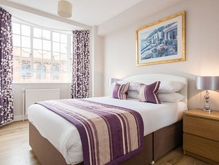 Economical 1 bedroom Apartments for 3 - Close to Sloane Square - Lowest Rates