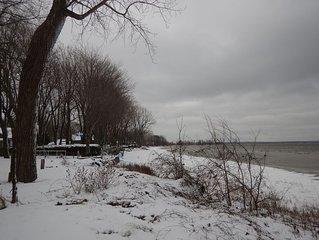 Coquette villa au bord du Lac Champlain