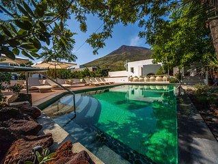 Mezzogiorno- Appartamento a 5 min dal mare, piscina, colazione e pulizia incluse