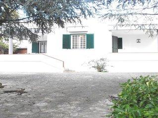 Villetta con Giardino Ideale per il Relax in Vacanza: Villetta Limone in Puglia