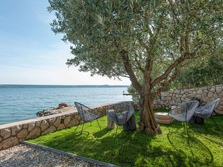 Beachfront chill out studio apartment Maslenica 1