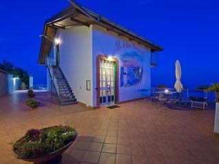 Appartamento in costiera amalfitana - Infinito