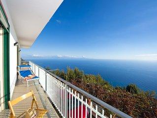 Appartamento - in Costiera Amalfitana Furore 'Tramonto'