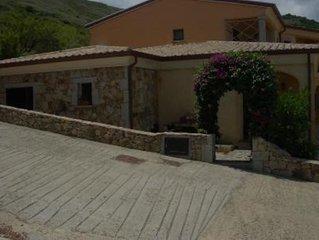 caposchiera con ingresso indipendente e giardino di pertinenza