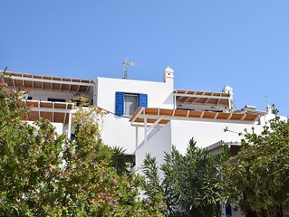 Cozy Serifos Apartment