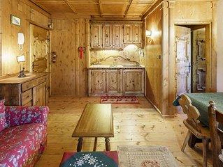 Appartamento recentemente rinnovato vicinissimo alle piste da sci