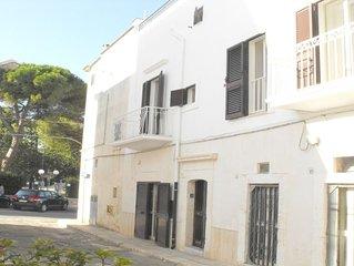 Casa Mariangela con Terrazza con Vista, 2 Camere e 2 Bagni, in Centro ad Ostuni