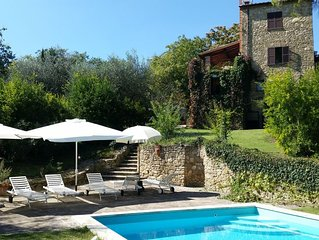 La TOSCANA SEGRETA - SECLUDED TUSCAN VILLA