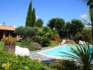 VENTO DI MARE, Casa Vacanza in Sicilia, 7 posti letto