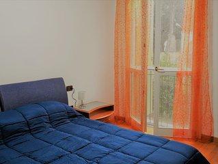 Splendido appartamento in centro, con posto auto riservato , 4 posti letto