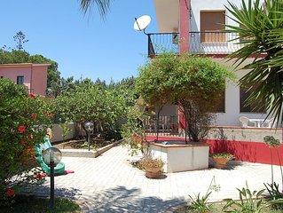 Villa a Fontane Bianche, Siracusa, Sicilia
