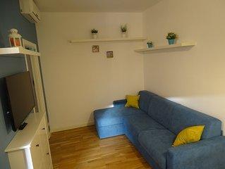 Terrazza di Loreto - Splendido appartamento per 4 persone con terrazza esclusiva