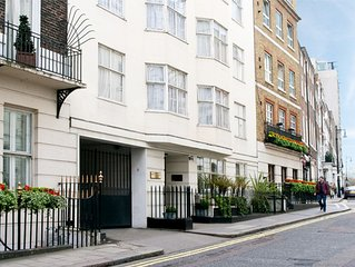 Mayfair 2 bedroom Serviced Apartments - Ideal for families 5