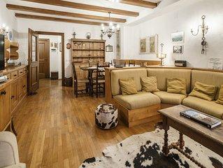Appartamento nella splendida località di Alverà a Cortina d'Ampezzo