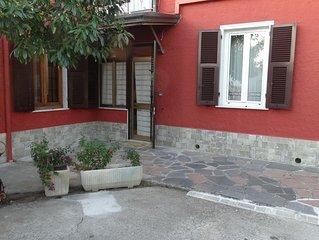 Appartamento con giardino nella quiete