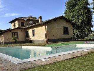 Country house Velletri (Alba)