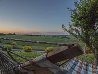 Peaceful Panoramic Paradise 5 min to Siena's Centre-1 of 3 Apartments - Sleeps 4
