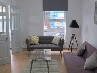 Oxford Street Apartment in Glasgow Centre