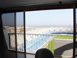 Santa Cruz Stadium View