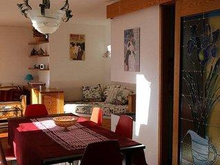 CERVINIA Full optional apartment on the ski slopes