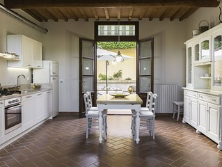 Casa Valliprata... your Tuscan country romance comes to life