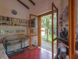 Villa al Circeo con spiaggia privata