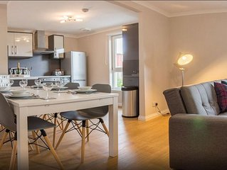 Glasgow East Park Apts - Walk to Emirates, Celtic Park, Tollcross Swim Centre