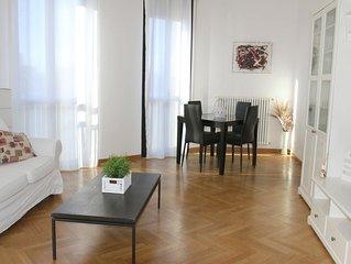 Appartamento moderno in posizione strategica , per 5 persone