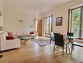 Charming spacious apartment 2BD/2BTH - Saint-Michel