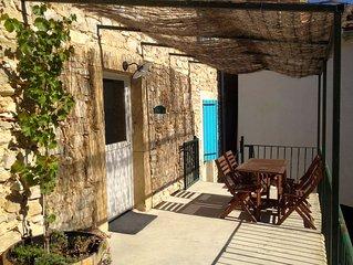 Appartement La Vieille Ferme * L'Autre Maison - Gîte entre Uzès et Anduze