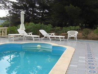 Casa Beuzi con giardino e piscina