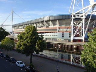 Luxury Duplex Penthouse Central Cardiff