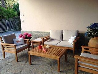 Casa al mare con uso cucina e spazio esterno relax