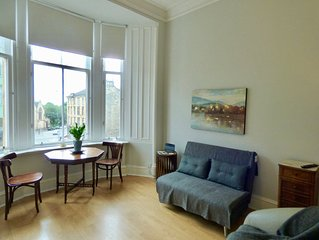 The Derby Suite - Free wifi, Walk to Kelvingrove Museum, Park and City Centre