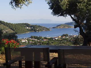 VILLAS ZOE, APARTMENT, Spectacular Views, Privacy, Peaceful Location