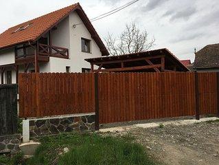 Casa la Sovata pentru 9-10 persoaneHaus Salzwiese In Sovata, 50€/casa